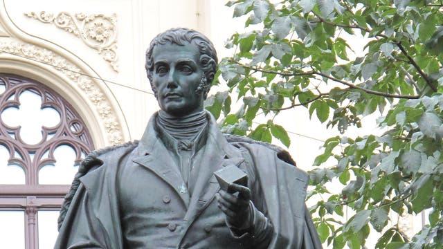 Denkmal Joseph von Fraunhofer