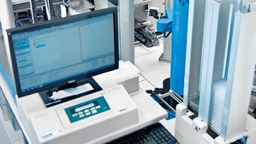 Roboter zur automatisierten Proteomfraktionierung