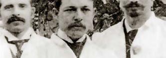 William Coley (Mitte), amerikanischer Onkologe