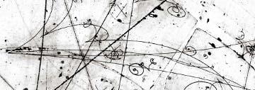 Blasenkammer bildet quantenphysikalische Kollisionsprozesse ab