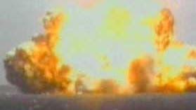 Sea Launch Explosion