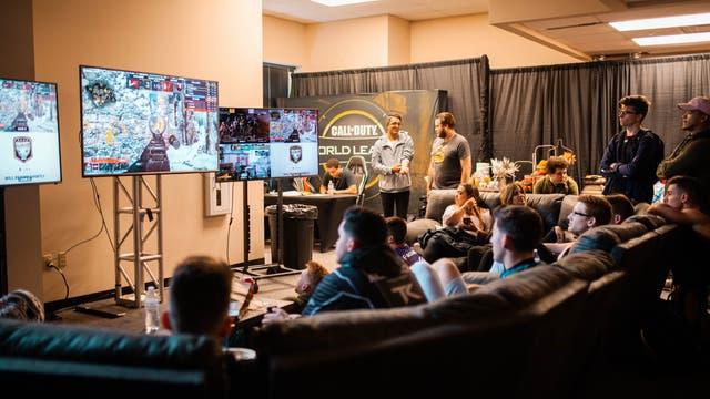 Gaming mit Zuschauern