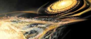 Supernova Ia Vorläufer