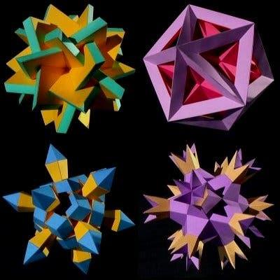 Einige Stellationen von Robert Webb