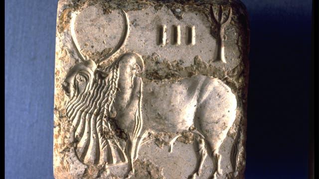 Hinterlassenschaft der Indus-Kultur