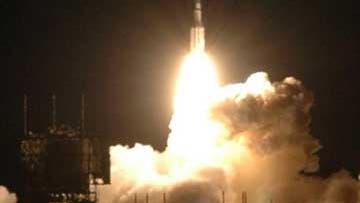 Delta-II startet mit Stereo