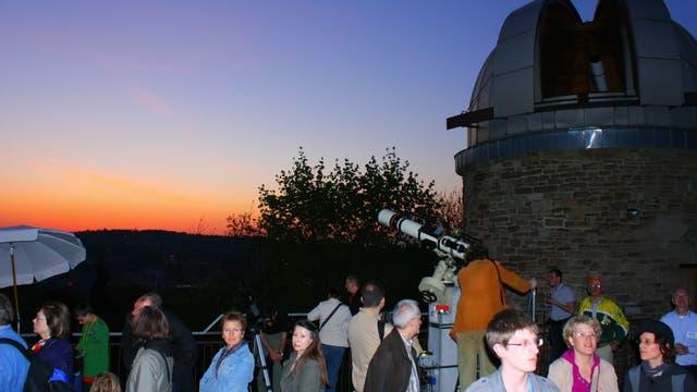 Astronomietag 2013