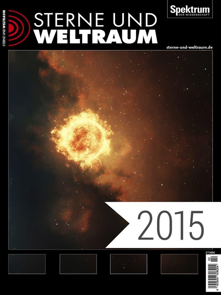 Sterne und Weltraum Digitalpaket: Sterne und Weltraum Jahrgang 2015
