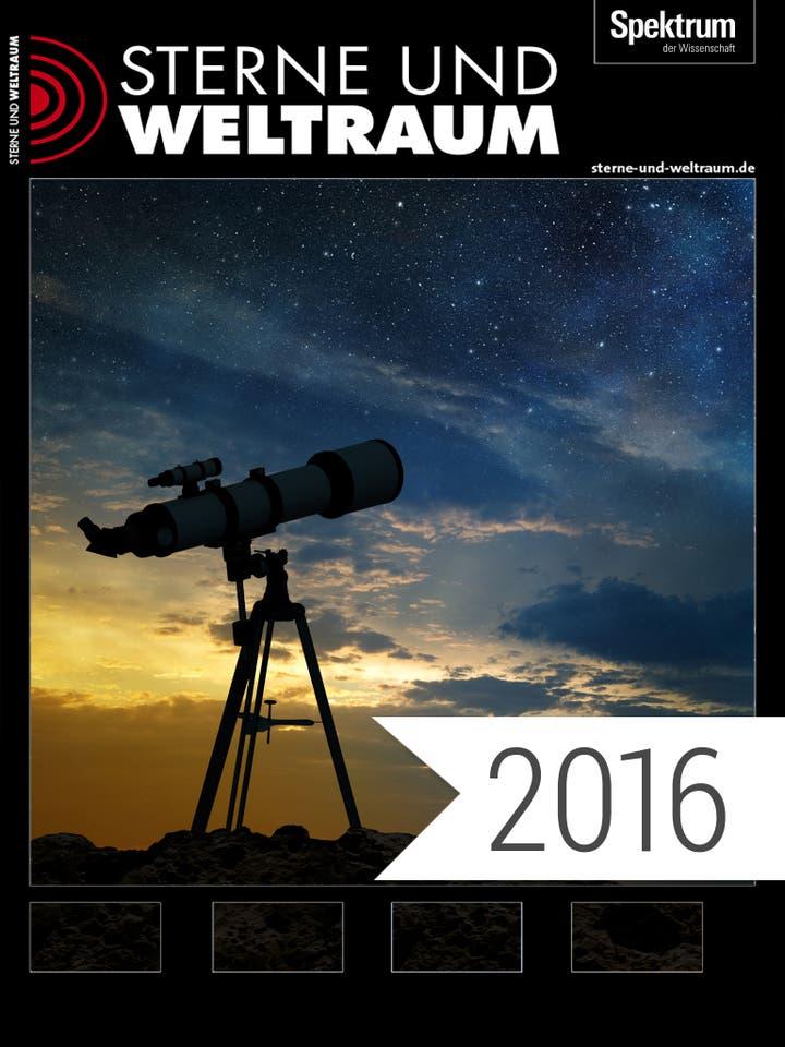 Digitalpaket: Sterne und Weltraum Jahrgang 2016_Teaser