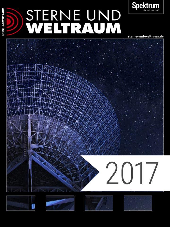 Digitalpaket: Sterne und Weltraum Jahrgang 2017_Teaserbild