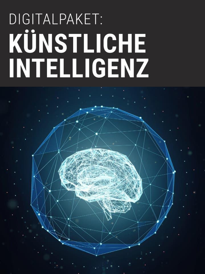 Digitalpaket Künstliche Intelligenz Teaserbild