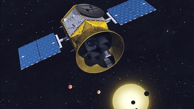 Exoplaneten-Teleskop