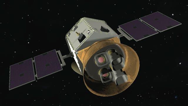 Das Weltraumobservatorium Tess