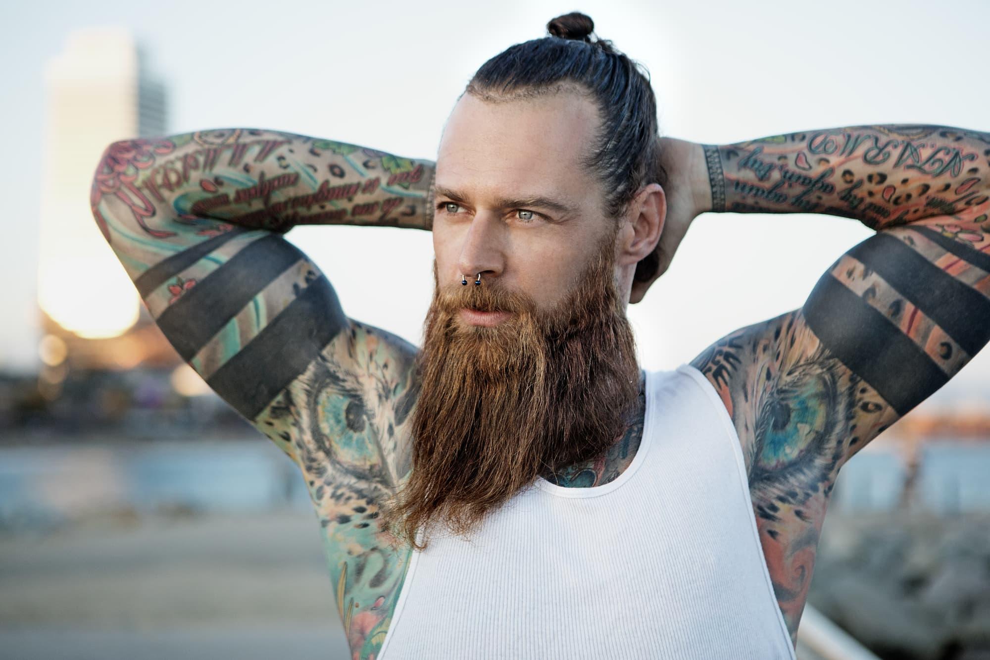 Weiter bart wächst nicht Mehr Bartwuchs:
