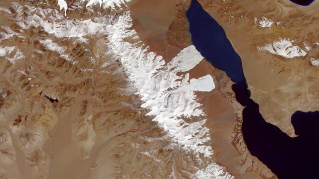 Eislawinen in Tibet