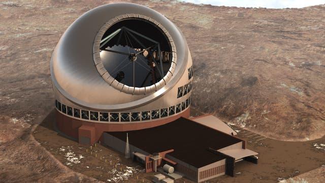 Thirty Meter Telescope (Computergrafik)