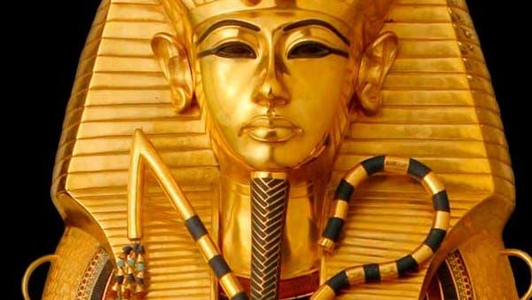 Der Sarg des Tutanchamun