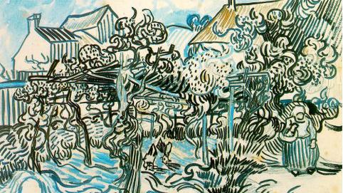 Stilistisch verknüpft: Gemälde von Van Gogh und Miro