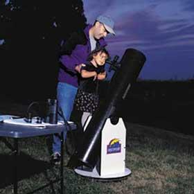 Dobson-Teleskop 2