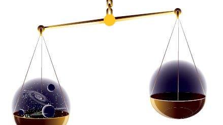 Ungleichgewicht von Materie und Antimaterie im Universum