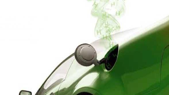Wasserstoff im Tank