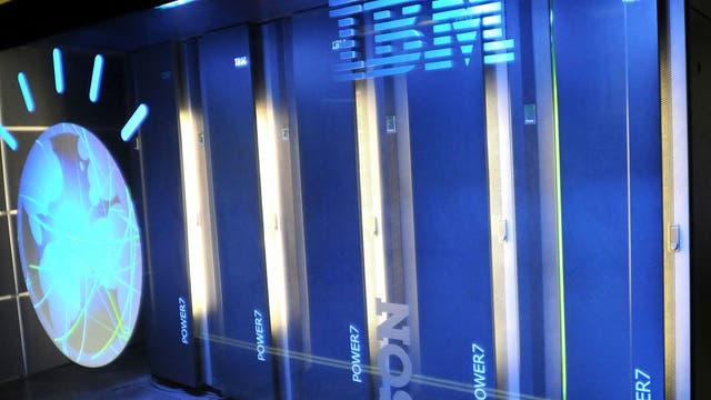 IBMs Superrechner Watson