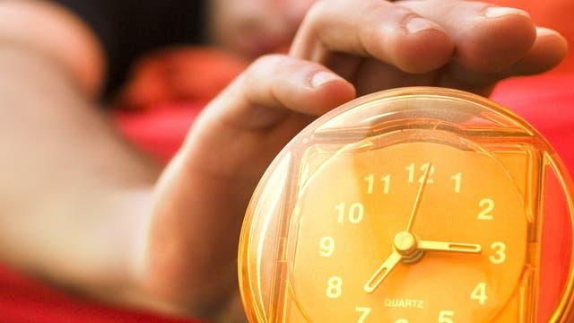 Schlafmangel stört das Gedächtnis