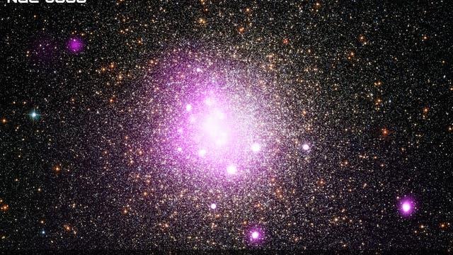 Kugelsternhaufen NGC 6388 - hier zerriss es einen Exoplaneten