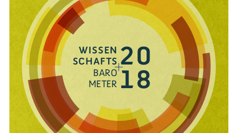 Wissenschaftsbarometer 2018