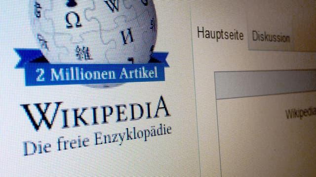 Zwei Millionen deutschsprachige Artikel erreicht