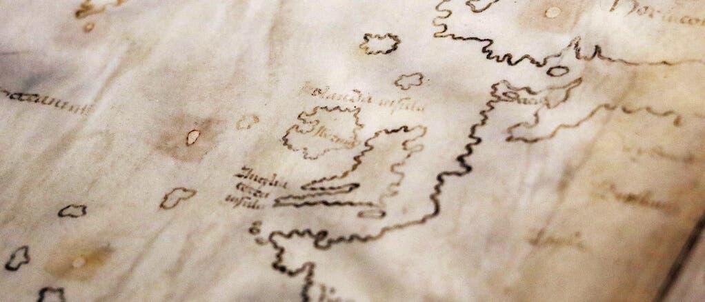 Die gefälschte Insel
