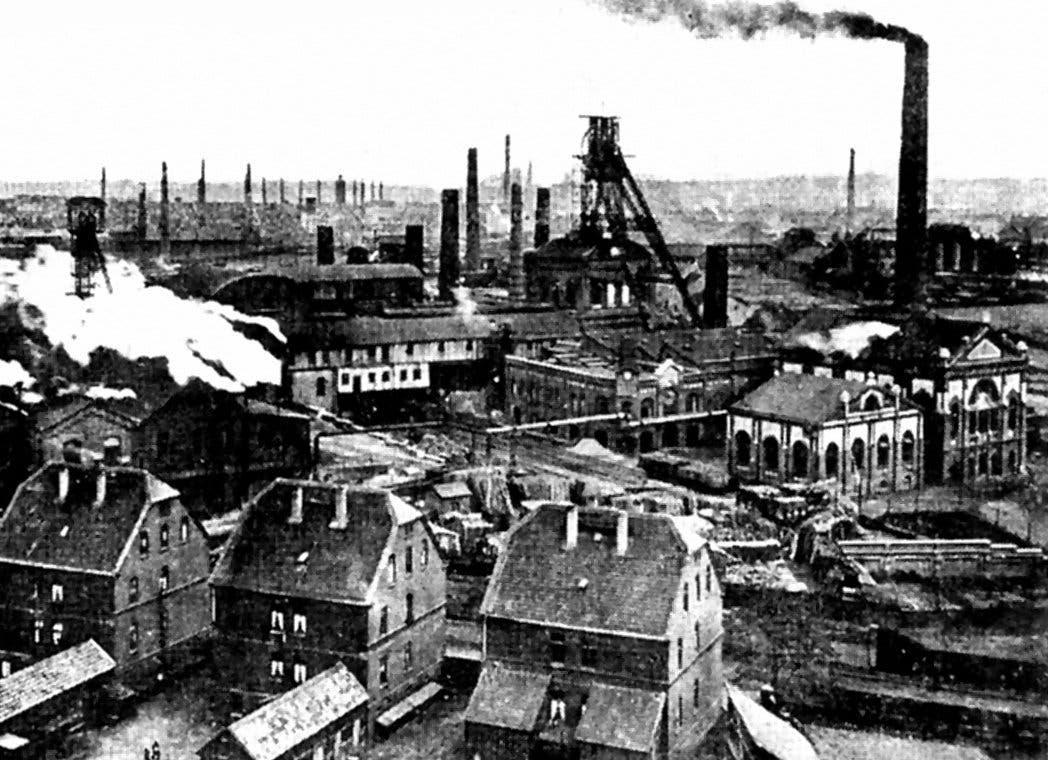Zeche Vollmond Bochum