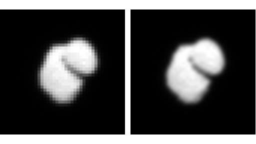 Komet 67P/Tschurjumow-Gerasimenko am 14. Juli 2014