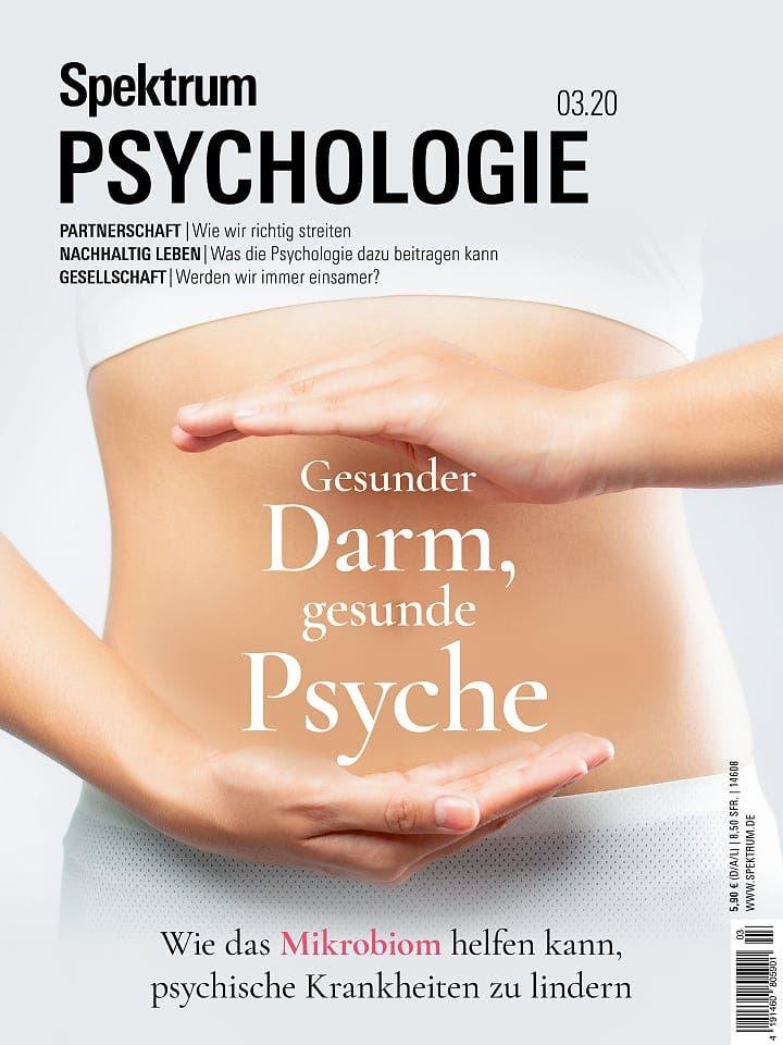 Gesunder Darm, gesunde Psyche