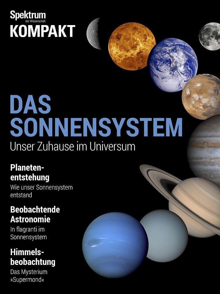 Spektrum Kompakt:  Das Sonnensystem