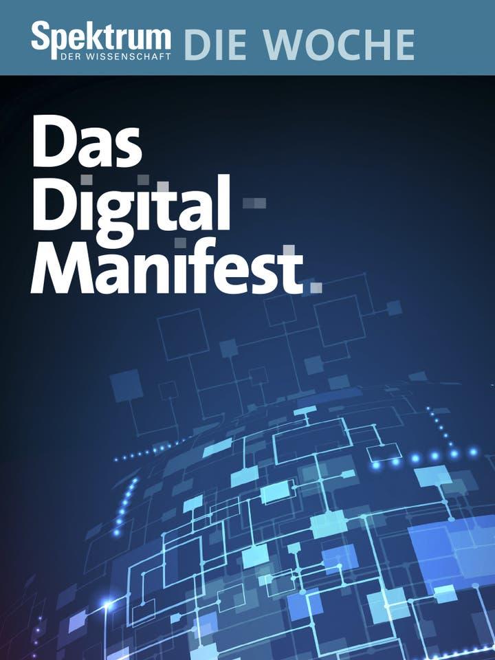 Digital-Manifest