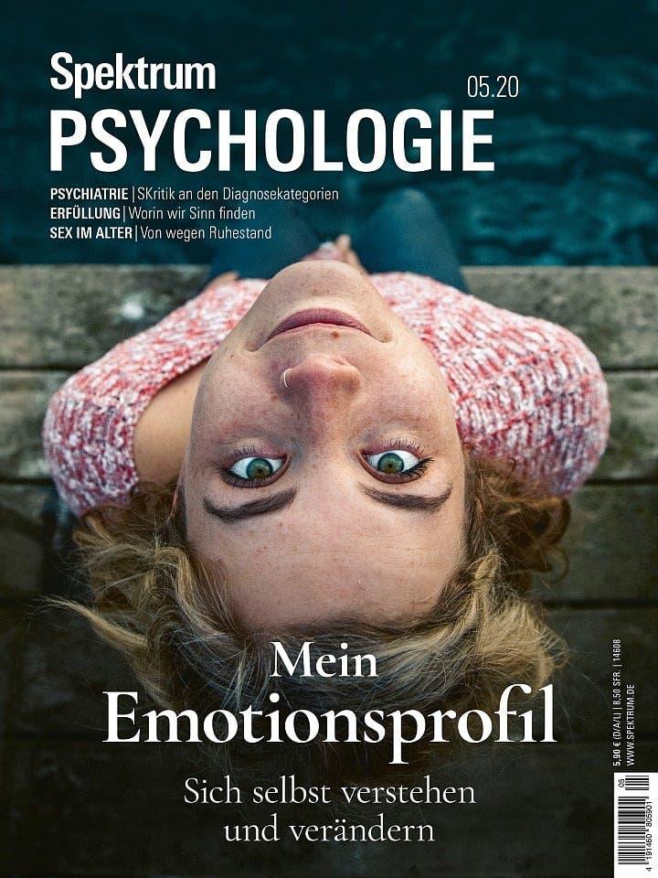 Spektrum Psychologie:  Mein Emotionsprofil