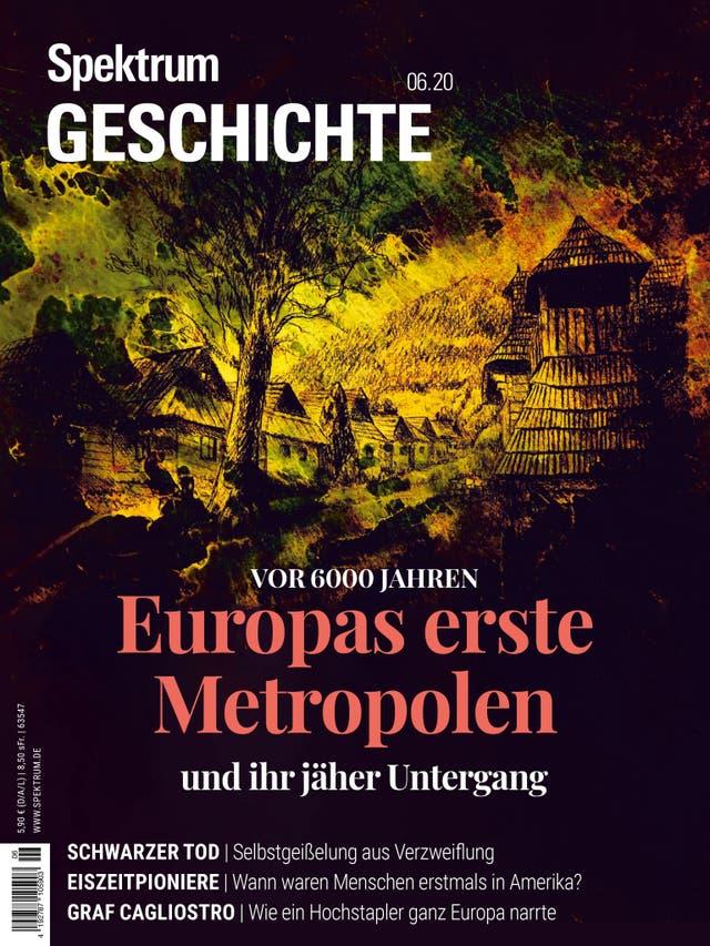 Europas erste Metropolen