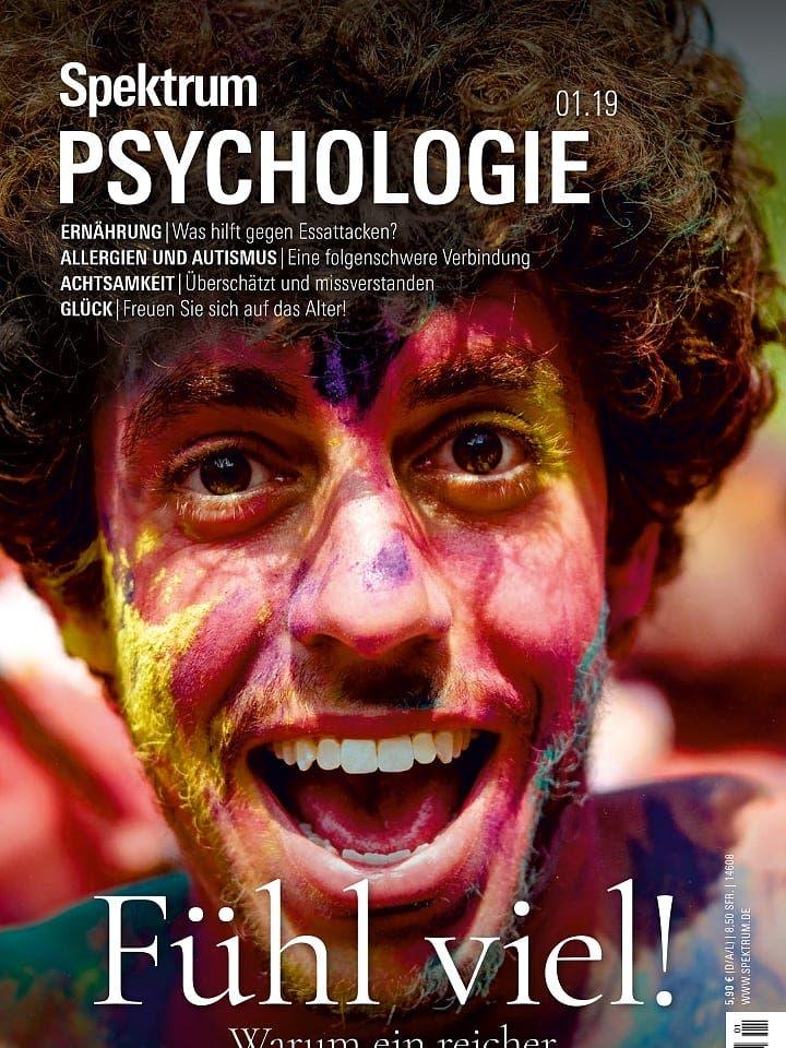 Spektrum Psychologie:  Fühl viel!