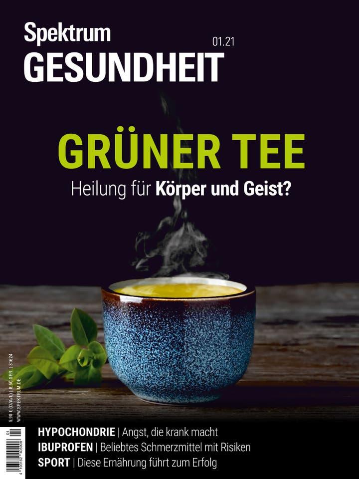 Grüner Tee –Heilung für Körper und Geist?