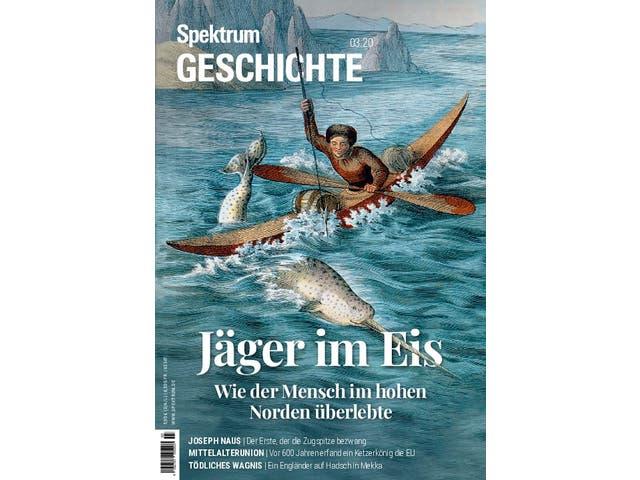 Spektrum Geschichte:  Jäger im Eis