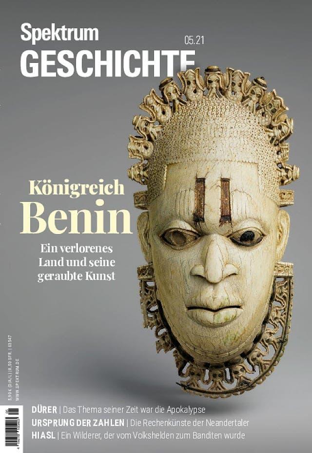 Spektrum Geschichte:  Königreich Benin