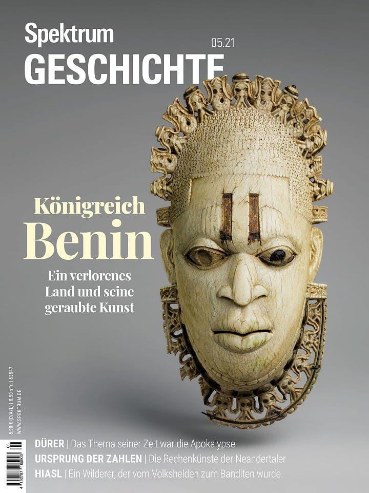 Spektrum Geschichte Halbjahresabo Print