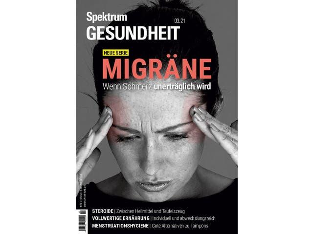 Spektrum Gesundheit:  Migräne – wenn Schmerz unerträglich wird