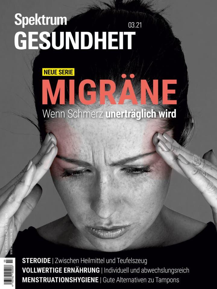 Migräne – wenn Schmerz unerträglich wird
