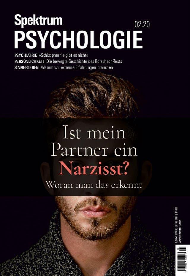 Spektrum Psychologie:  Ist mein Partner ein Narzisst?