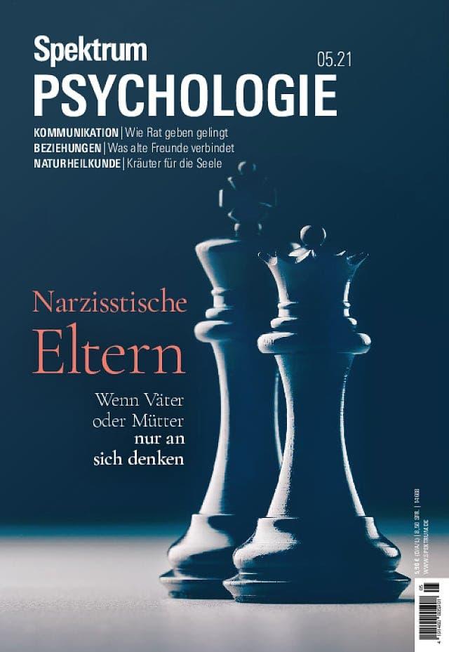 Spektrum Psychologie:  Narzisstische Eltern