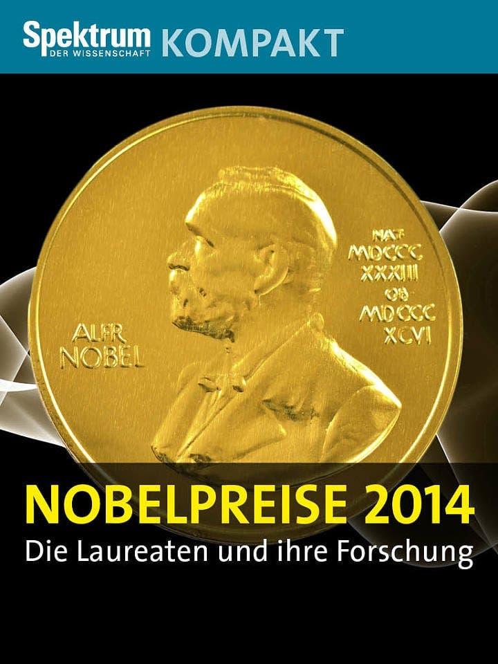 Spektrum Kompakt:  Nobelpreise 2014 – die Laureaten und ihre Forschung