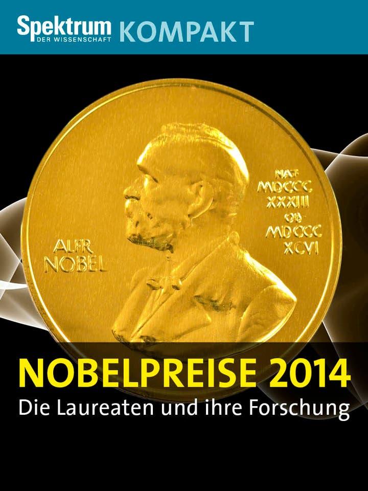 Nobelpreise 2014 - die Laureaten und ihre Forschung