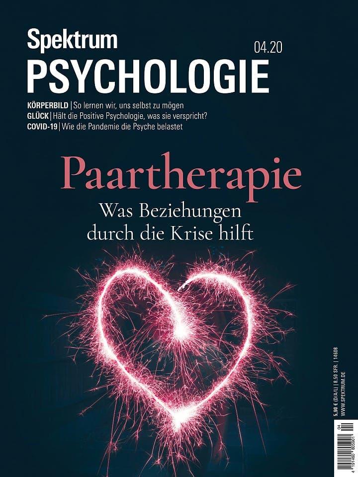 Spektrum Psychologie:  Paartherapie